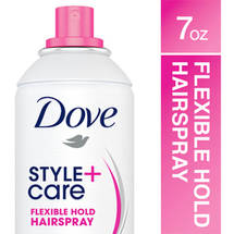 Dove Strength and Shine Flexible Hold Hairspray