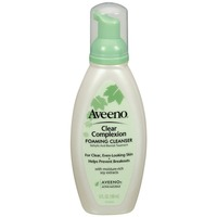 Aveeno® Clear Complexion Foaming Cleanser Pump Cleansers