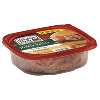 Hillshire Farm Deli Select Ultra Thin Honey Roasted Turkey Breast Lunch Meat