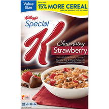 Kellogg's Special K Chocolatey Strawberry Cereal