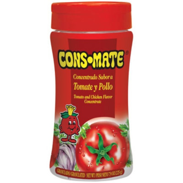 Cons Mate Tomato and Chicken Flavor Granulated Concentrate