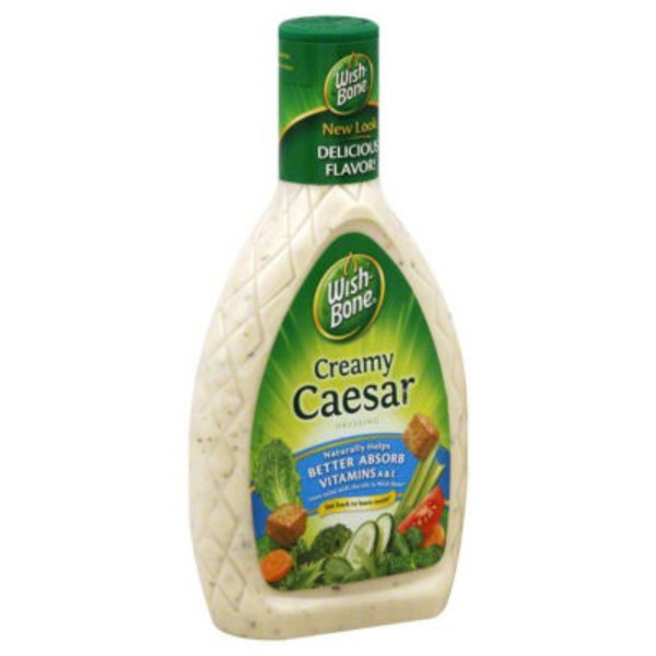 Wish-Bone Creamy Caesar Salad Dressing