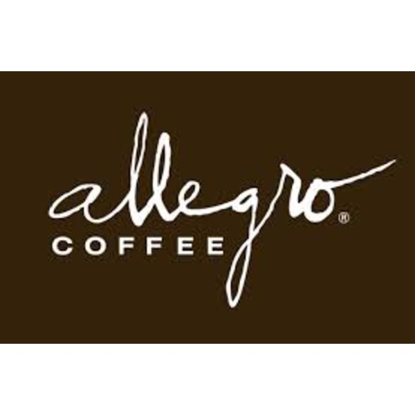 Allegro Coffee Half Caffeinated French Roast Ground Coffee