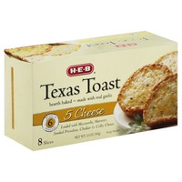 H-E-B 5 Cheese Texas Toast Slices