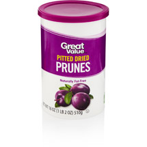Great Value Pitted Prunes