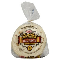 H-E-B Homestyle Tortillas
