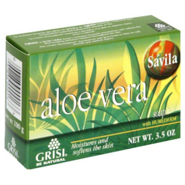 Grisi Aloe Vera Regenerative Natural Soap