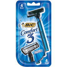 BiC Comfort 3 Shaver For Men Sensitive Skin