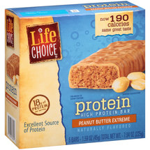 Life Choice Protein Peanut Butter Extreme High Protein Bar