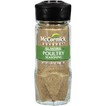 McCormick Gourmet Colle ction Poultry Seasoning
