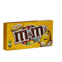 M&Ms Peanut Chocolate Candies