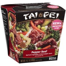 Tai Pei: Pepper Beef