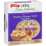 Sister Schubert's Parker House Style Yeast Rolls