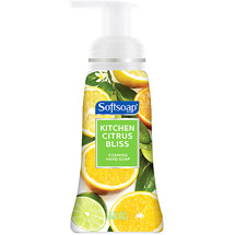 Softsoap Kitchen Citrus Bliss Foaming Hand Soap