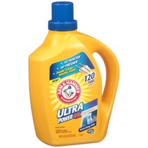 Arm & Hammer Ultra Power 4x Concentrated Refreshing Falls Liquid Laundry Detergent