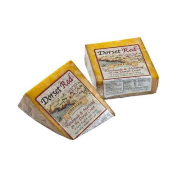 Fords Farm Dorset Red Cheese