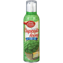 Betty Crocker Ivy Green Decorating Cupcake Icing