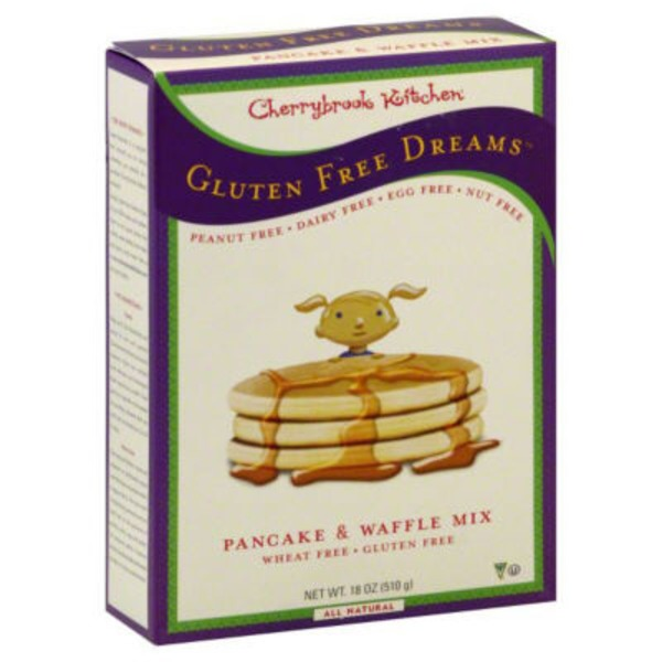 Cherrybrook Kitchen Gluten Free Pancake and Waffle Mix
