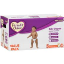 Parents Choice Diaper Value Box Size 5
