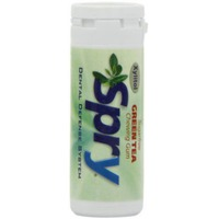 Spry Sugar Free Green Tea Chewing Gum