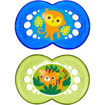 MAM Brights Pacifiers