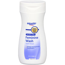 Equate Petal Feminine Wash