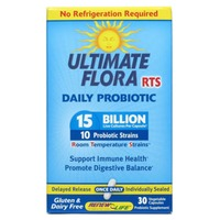 Ultimate Flora Everyday Probiotic Go Pack 15 Billion