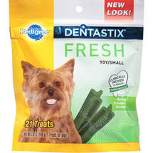 Pedigree Dentatstix Daily Oral Care Mini Treats for Small Dogs