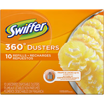 Swiffer 360 Dusters Unscented Disposable Refills