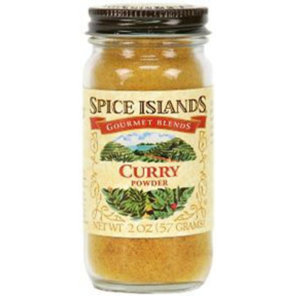 Spice Islands Gourmet Blends Curry Powder