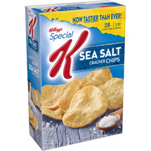 Kellogg's Special K Sea Salt Cracker Chips