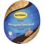 Butterball Original Mesquite Smoked Turkey Breast Deli Sliced