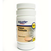 Equate Vision Formula Dietary Supplement