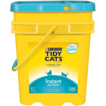 Purina Tidy Cats Clumping Cat Litter Instant Action for Multiple Cats
