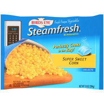 Birds Eye Steamfresh Selects Super Sweet Corn