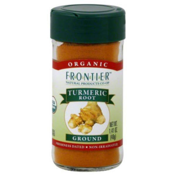 Frontier Co-Op Organic Ground Turmeric Root
