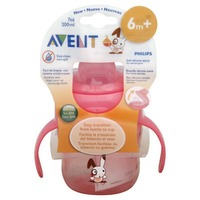 Avent Spill Proof Sippy Cup 6 M+