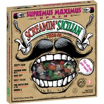 Screamin' Sicilian Pizza Co. Supremus Maximus Supreme Pizza