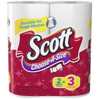 Scott Choose-A-Sheet Paper Towels