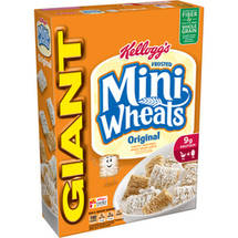 Kellogg's Original Frosted Mini Wheats Cereal