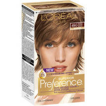 L'Oreal Paris Preference Lightest Golden Brown  6.5G Haircolor
