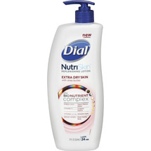 Dial Nutriskin Extra Dry Skin Lotion With Shea Butter