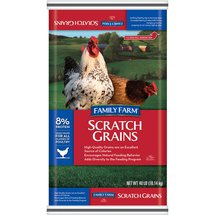 Family Farm Scratch Mixed Grain Animal Feed
