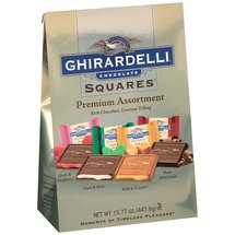 Ghirardelli Chocolate Squares Premium Assortment