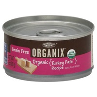 Organix Organic Turkey Pate Cat Food