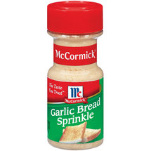 McCormick Specialty Blends Garlic Bread Sprinkle
