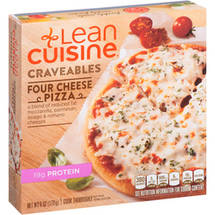 Lean Cuisine Craveables Four Cheese Pizza