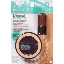 Maybelline Mineral Power Powder Foundation Nude