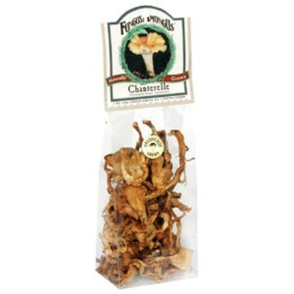 Fungus Among Us Chanterelle Dried