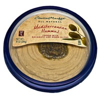 Central Market Gluten Free Mediterranean Hummus With Kalamata And Green Olives